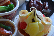 Raspberry Photo Originals - Chinese Food Miniatures 2 by Bill Owen