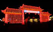 Xueling Zou - Chinese Lanterns 1