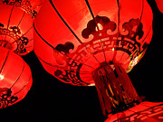 Xueling Zou - Chinese Lanterns 4