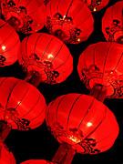 Xueling Zou - Chinese Lanterns 6