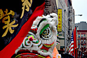 Parades Prints - Chinese New Years NYC  4704 Print by Mark Gilman