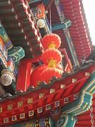 Alfred Ng - chinese red lanterns