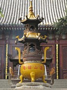 Alfred Ng - Chinese Temple in Qingdao