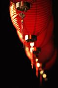 Chinese Whispers Print by Evelina Kremsdorf