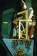 1916 Photos - Chirico: Melancolie by Granger