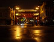 China Town Photo Metal Prints - ChiTown Metal Print by James Granberry