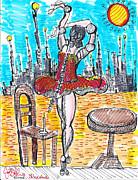 Jon Baldwin  Art - Chloe Dancer