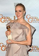 The 67th Annual Golden Globes Awards - Arrivals Posters - Chloe Sevigny In The Press Room For The Poster by Everett