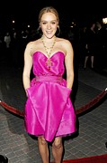 Strapless Dress Photos - Chloe Sevigny Wearing A Luella Dress by Everett