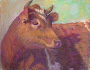 Calf Pastels - Chloe by Susan Williamson