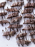 Biscotti Photos - Chocolate Biscotti, Parchment Paper, Recipe by Tastyart Ltd Rob White