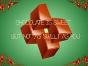 Fire Images Digital Art - Chocolate is Sweet by Garry Staranchuk