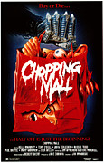 1980s Framed Prints - Chopping Mall, 1986 Framed Print by Everett