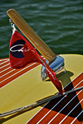 Runabout Framed Prints - Chris Craft Classic Framed Print by Steven Lapkin