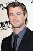 Ballroom Posters - Chris Hemsworth At Arrivals Poster by Everett