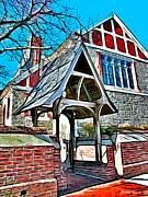 Saint Hope Art - Christ Church of St Michaels by Stephen Younts