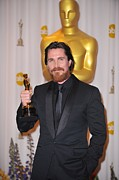 Best Supporting Actor Framed Prints - Christian Bale, Best Performance By An Framed Print by Everett