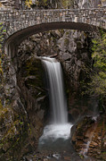 Christine Falls Serenity Print by Mike Reid
