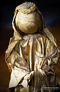 Gold Lame Photos - Christmas Angel by Vicki Jauron