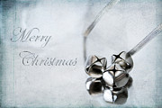 Words Background Photos - Christmas Bells by Darren Fisher