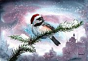 Chickadee Originals - Christmas Chic by Sean Seal