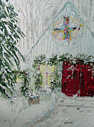 Barbara Pearston - Christmas Church