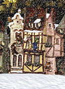 Cecil Fuselier - Christmas Cottage