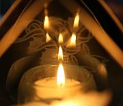 Cathy  Beharriell - Christmas Flames