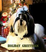 Glenna McRae - Christmas Greetings from Bijou