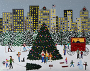 Susan Houghton Debus - Christmas In The City