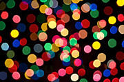 Christmas Lights Print by John Greim