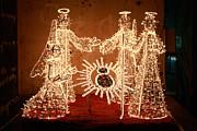 Gaspar Avila - Christmas scene