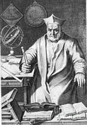 Well Known People Prints - Christophorus Clavius Print by Science Source