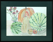 Pride Paintings - Christys Fruit study by Christy Woodland