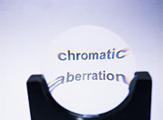 Chromatic Posters - Chromatic Aberration Poster by Andrew Lambert Photography