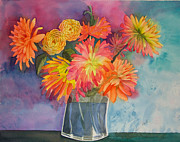 Jeanne Hall - Chrysanthemums
