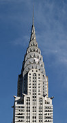 2007 Framed Prints - Chrysler Building, 2007 Framed Print by Granger