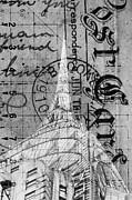 Chrysler Building Postcard Art Print by Anahi DeCanio