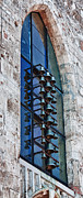 St Mary Magdalene Metal Prints - Church bells Metal Print by Shirley Mitchell