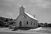 Humphrey Prints - Church Print by Betsy A Cutler East Coast Barrier Islands