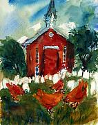 Diana Ludwig - Church Hens