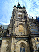 Church Prints - Church in Prague Print by Roberto Alamino