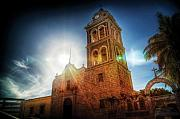 Baja California Sur Prints - Church Loreto Print by Marcel Kaiser