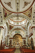 Art Of Building Prints - Church of Santa Domingo de Guzman Print by Jeremy Woodhouse