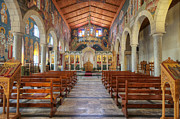 Jaffa Photos - Church Of St. Michael by Noam Armonn