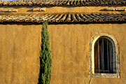 Provencal Photos - Church. Provence by Bernard Jaubert