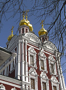 Churches Russia6 Print by Yury Bashkin