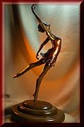 Ballet Sculpture Originals - Cierra by Allen Mautz