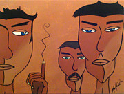 Instruction Originals - Cigar Bar by Manfred Schaefer