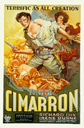 Cimarron, Richard Dix, Irene Dunne, 1931 Print by Everett